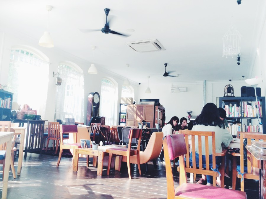 best cafes to work at in Singapore