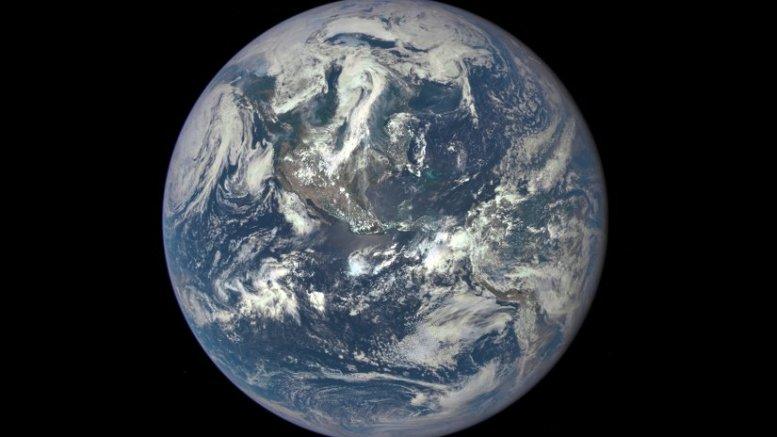 Earth. Photo Credit: NASA