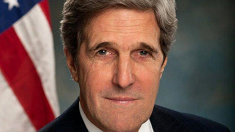 United States' John Kerry