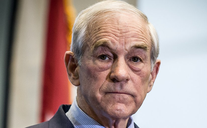 Ron Paul Says US Troops Will Come Home 'Because We're...