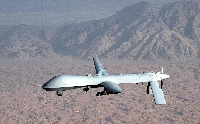 US Conducting Drone Flights From Turkey