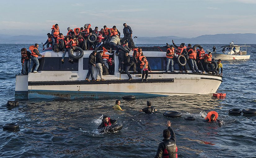 EU envoy blasts EU's 'lack of vision' on migration
