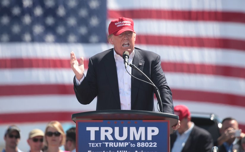 Donald Trump says Hillary Clinton guards should disarm and 'see what happens'