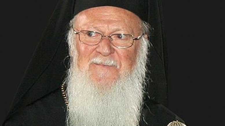 Head of the Eastern Orthodox Church Patriarch Bartholomew I. Photo by Massimo Finizio, Wikipedia Commons.