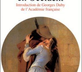 Je cherche des ouvrages sur l'histoire de la sexualité et de l'homosexualité