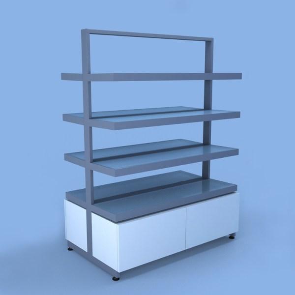 Aveda Freestanding Retail Unit