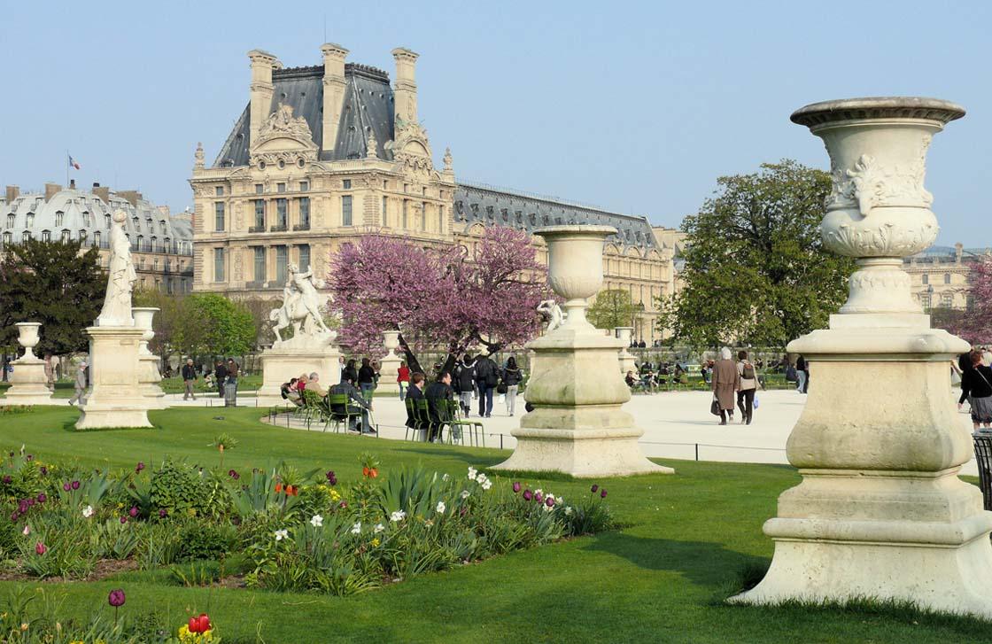 Jardin des tuileries une histoire passionnante for Jardin jardin tuileries