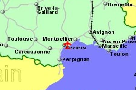 beziers (cap d agde) airport, france (bzr) guide & flights