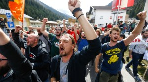 Even after large groups of feminine White European men went there to protest, and to demand that Muslims be flooded into the country to rape their women, Austria refused.