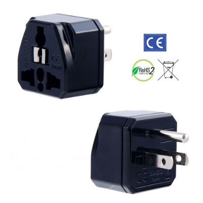 TruAmp Black Plug Adapters