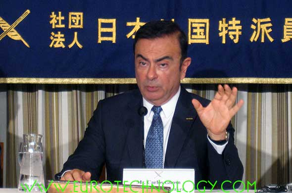 carlos ghosn and renault nissan leading for global success Success of renault and of the achievement of the objectives  shareholder,  carlos ghosn relied on nissan which remains, in spite  furthermore, the  compensation committee appointed a leading global human resources.
