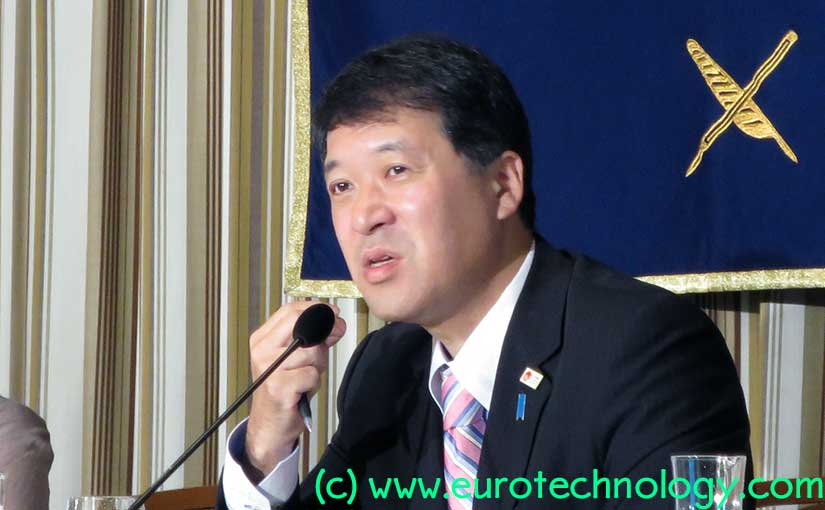 """Nuclear safety - Niigata Governor Hirohiko Izumida: """"Japan needs to prepare fourth level and fifth level defense-in-depth to nuclear accidents"""""""