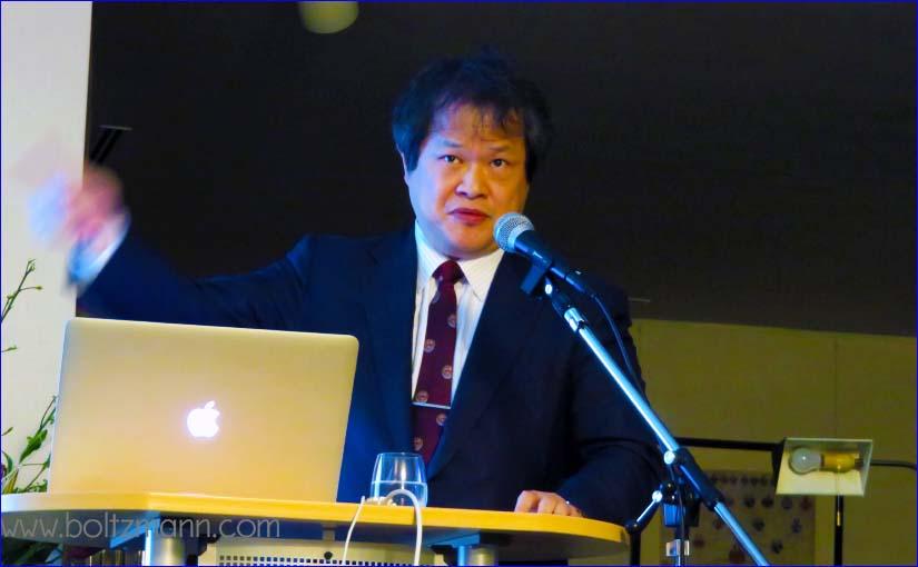 Makoto Suematsu: fast-tracking medical research in Japan