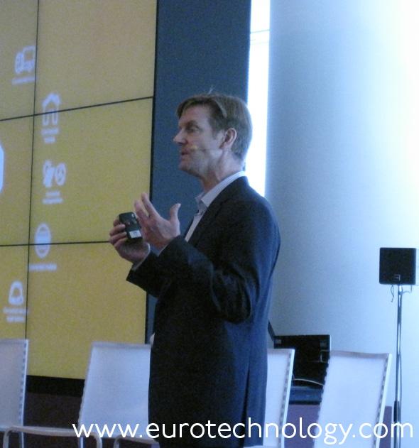 Douglas Gilstrap, Chief Strategist, Ericsson