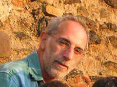 Juan Martos, investigador en el programa FIRST
