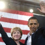 Martha Coakley & President Obama
