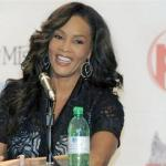In this photo provided by the Las Vegas News Bureau, actress Vivica A. Fox speaks during a Miss America news conference at Planet Hollywood, Wednesday, Jan. 27, 2010, in Las Vegas.