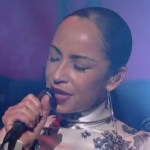 "Sade performs on ""Late Show with David Letterman"""