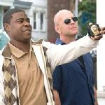Tracy Morgan & Bruce Willis in 'Cop Out'