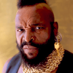 Mr. T turns 58 today