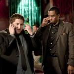 Jonah Hill and Sean 'Diddy' Combs in 'Get Him to the Greek'