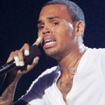 chris brown crying