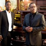 "Chris Rock (left) and Martin Lawrence in ""Death at a Funeral"""