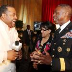 CNN's Roland Martin interviews US Army General William E. 'Kip' Ward
