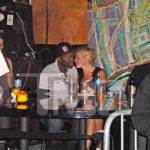 50 Cent and Chelsea Handler at the Blue Nile Jazz Bar in New Orleans (TMZ)