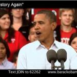 obama make history again