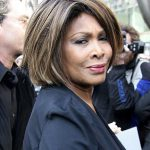 Singer Tina Turner is 71 today.