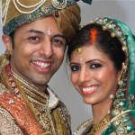 Shrien Dewani and his murdered bride Anni Dewani