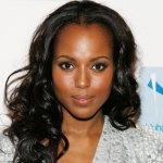 Actress Kerry Washington turns 34 today.
