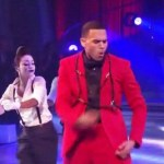 chris brown dwts