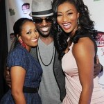 Keisha Knight Pulliam, Lance Gross, Tocarra enjoy the relaunch of African Pride products event 'My Pride. My Way.'