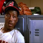 Wesley Snipes as Willie Mays Hayes in 1989&#039;s &quot;Major League&quot;