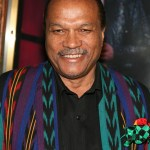 Billy Dee Williams turns 74 today.