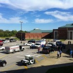 Southern Union Community College in Opelika, Al., after shooting
