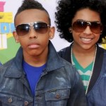 Mindless Beahvior (L to R): Roc Royal,Prodigy,Princeton and Ray Ray