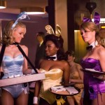 Amber Heard as Maureen, Naturi Naughton as Brenda, Leah Renee as Alice on NBC's 'The Playboy Club,' airing at 10 p.m. on Mondays this fall