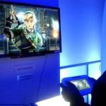 3) SisQo playing in the Nintendo booth at the E3 (Electronic Entertainment) Expo - credit Eunice Moseley