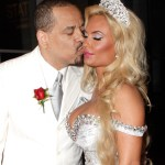 I(ce-T and wife Coco Austin renew their wedding vows in Hollywood, CA on June 3, 2011
