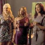 Charity Shea, Stacey Dash and LisaRaye star in VH1's 'Single Ladies'