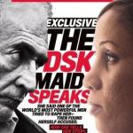 dsk &amp; accuser newsweek cover