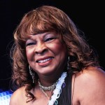 Singer Martha Reeves turns 70 today