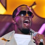 Sean 'P. Diddy' Combs performs with his group Diddy-Dirty Money at Wembley Arena as part of Orange RockCorps. (July 13, 2011)