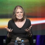 Writer/Activist Gloria Steinem speaks during the 'Gloria: In Her Own Words' panel during the HBO portion of the 2011 Summer TCA Tour held at the Beverly Hilton on July 28, 2011 in Beverly Hills