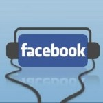 facebook logo (with-earphones)