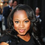 naturi naughton closeup
