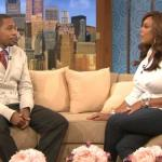 Quran &#039;Storm&#039; Pender and Wendy Williams in a scene from &#039;The Cookout 2&#039;